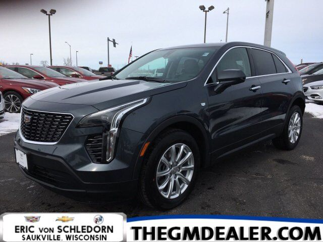 2019 Cadillac XT4 AWD Luxury Milwaukee WI