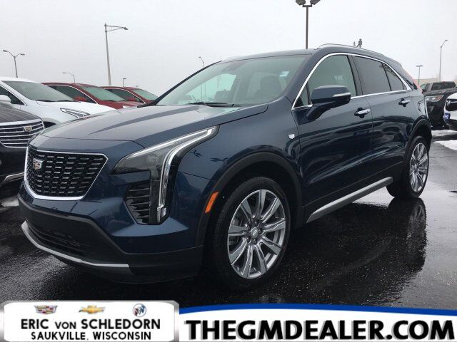 2019 Cadillac XT4 AWD Premium Luxury Milwaukee WI