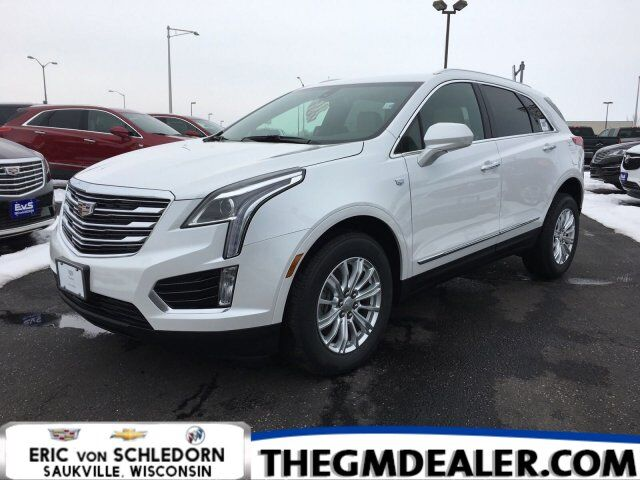 2019 Cadillac XT5 AWD Milwaukee WI