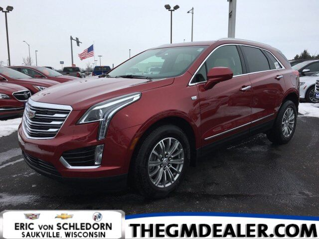 2019 Cadillac XT5 Luxury AWD Milwaukee WI