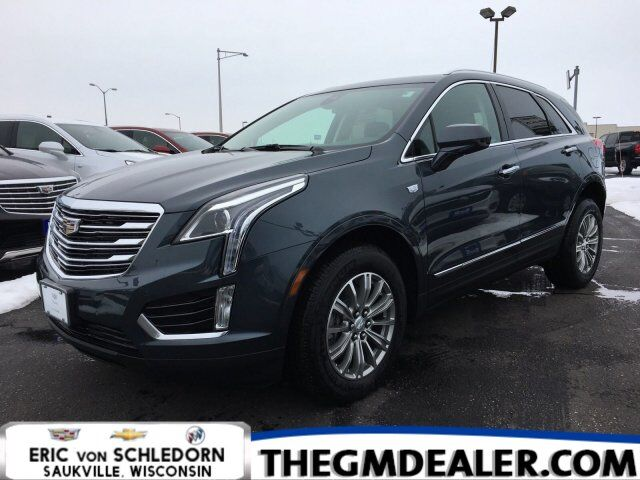 2019 Cadillac XT5 Luxury FWD Milwaukee WI