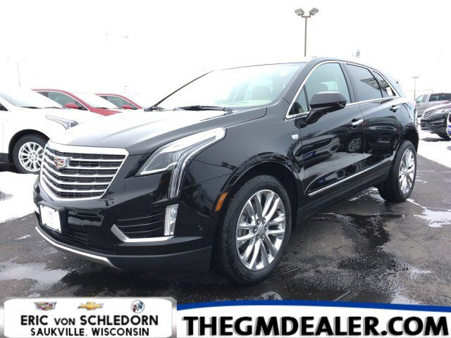 2019 Cadillac XT5 Platinum AWD Milwaukee WI