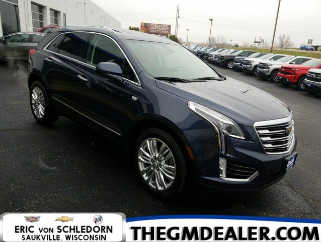 2019 Cadillac XT5 Premium Luxury AWD DriverAssist Trailering AdvancedSafetyPkgs w/AdaptiveCruise Sunroof Nav 20s Milwaukee WI