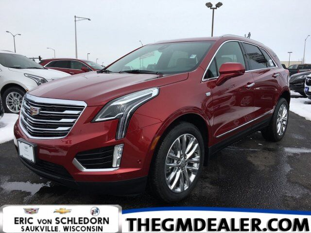 2019 Cadillac XT5 Premium Luxury AWD Milwaukee WI