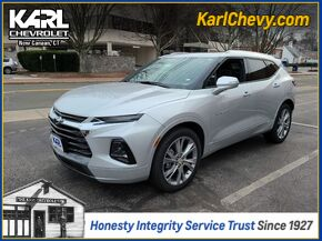2019_Chevrolet_Blazer_Premier_ New Canaan CT