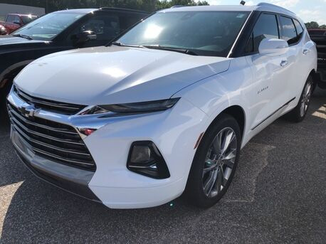 2019_Chevrolet_Blazer_Premier_ Paris TN