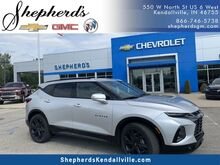 2019_Chevrolet_Blazer_RS_ Rochester IN