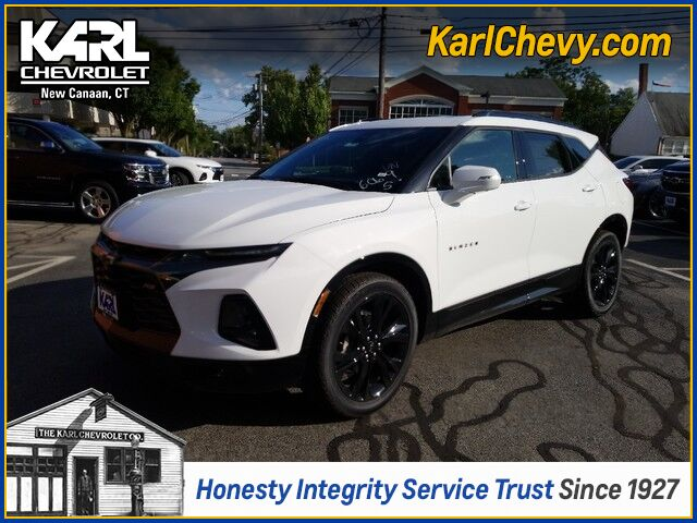 2019 Chevrolet Blazer RS New Canaan CT