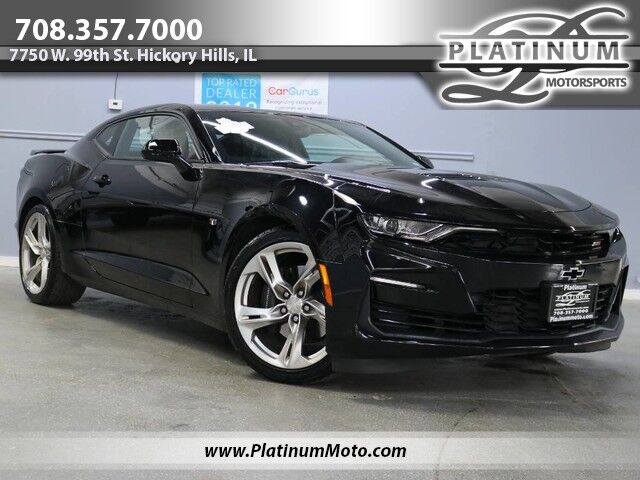 2019 Chevrolet Camaro SS 1 OWNER Hickory Hills IL