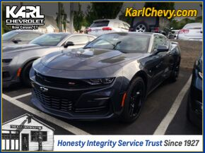 2019_Chevrolet_Camaro_SS_ New Canaan CT