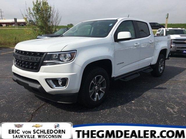 2019 Chevrolet Colorado 4WD Z71 Milwaukee WI