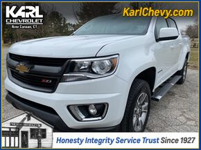 2019_Chevrolet_Colorado_4WD Z71_ New Canaan CT