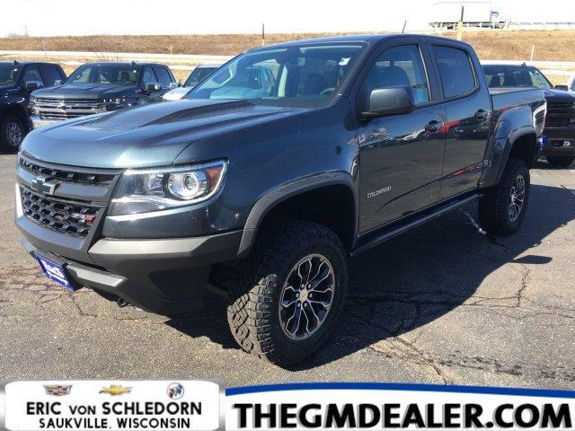 2019 Chevrolet Colorado 4WD ZR2 Milwaukee WI