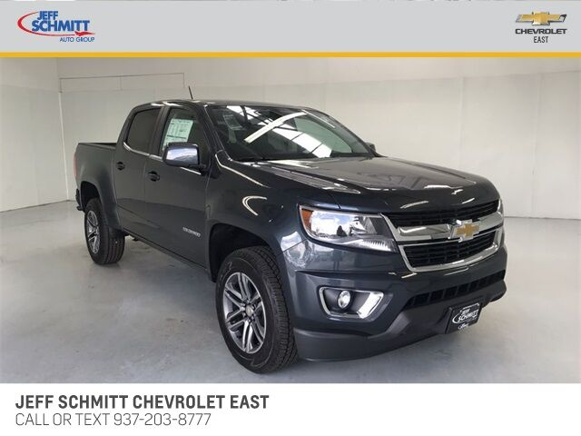 Jeff Schmitt Chevy >> 2019 Chevrolet Colorado Lt