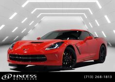 Chevrolet Corvette Coupe Low Price Auto Factory Warranty. 2019