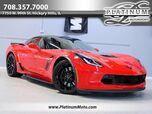 2019 Chevrolet Corvette Grand Sport 3LT 1 Owner Auto Targa HUD Performance Data & Video Recorder Loaded