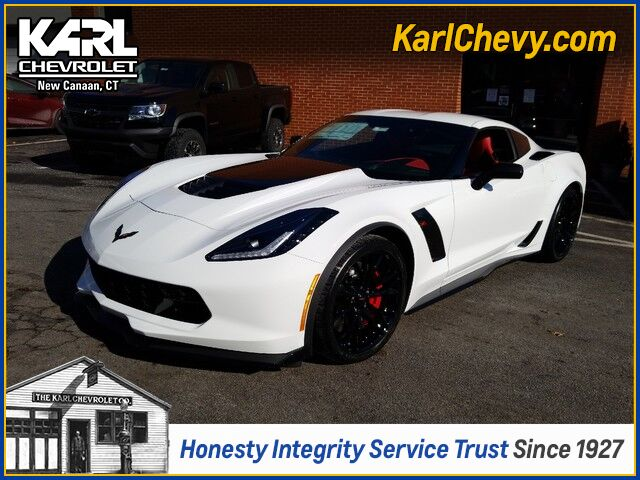 2019 Chevrolet Corvette Z06 2LZ New Canaan CT