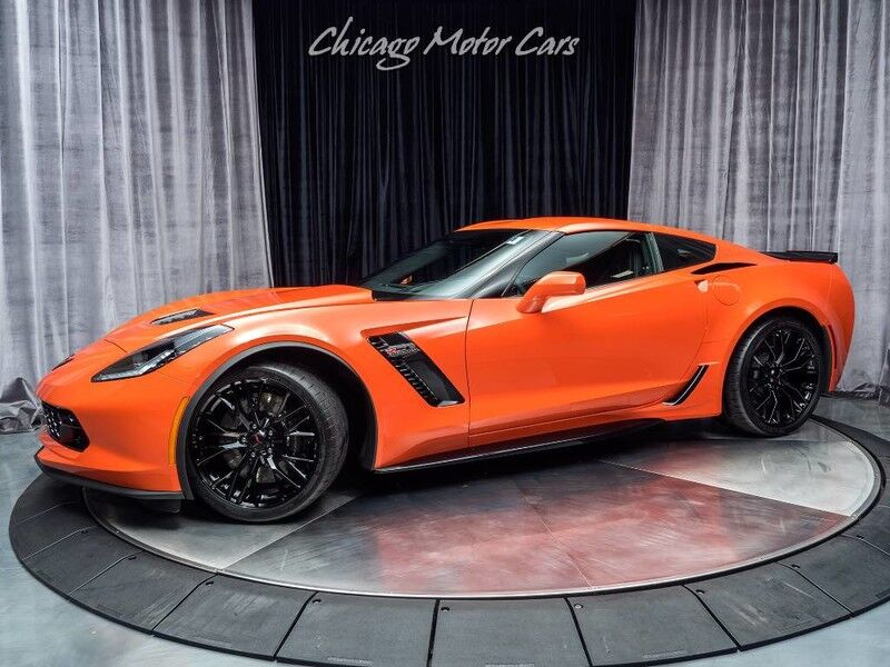 2019_Chevrolet_Corvette_Z06 3LZ Only 290 Miles!_ Chicago IL