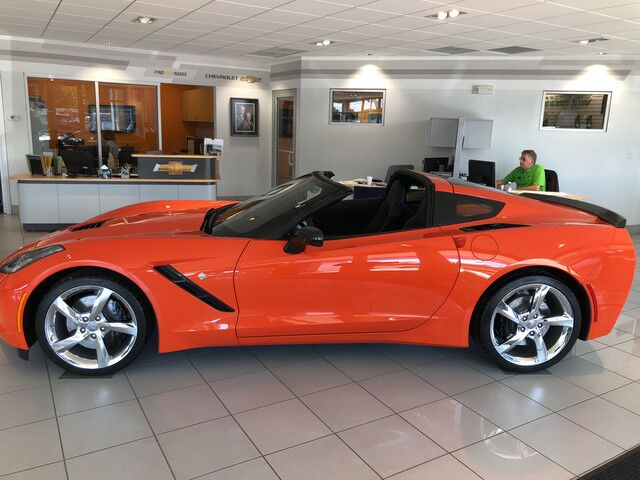 2019 Chevrolet Corvette Z51 1LT Rochester IN