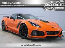 2019_Chevrolet_Corvette ZR1 3ZR_Competition Seats Dual Roof Pkg Carbon K40 Built In MSRP $143,01_ Hickory Hills IL