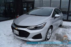 2019_Chevrolet_Cruze_LT Hatchback / Auto Start / Bluetooth / Back Up Camera / Apple CarPlay & Android Auto / Cruise Control / Alloy Wheels / 38 MPG / Low Miles / 1-Owner_ Anchorage AK