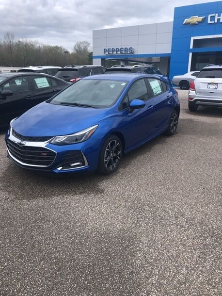 2019_Chevrolet_Cruze_LT_ Paris TN