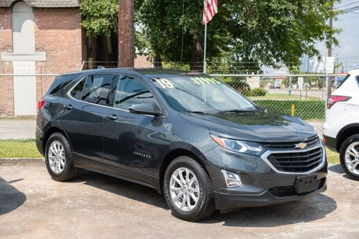 2019 Chevrolet Equinox LT 2WD Houston TX