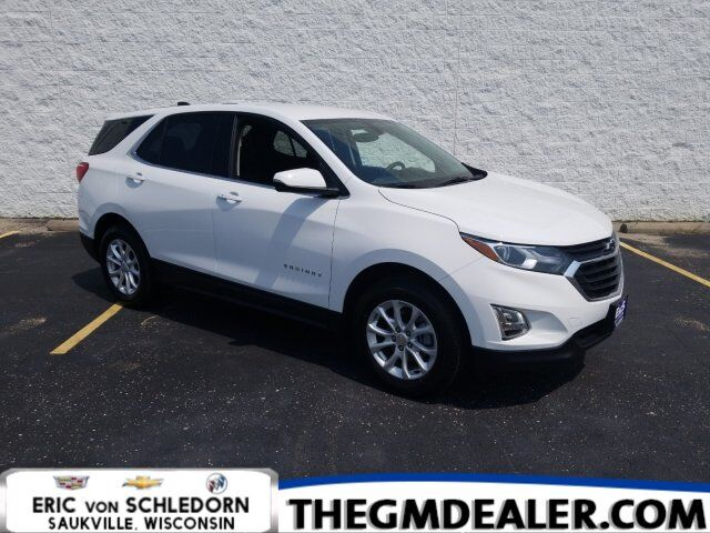 2019 Chevrolet Equinox LT AWD 1.5L Turbo Confidence&ConveniencePkg w/HtdCloth PowerLiftgate BlackBowties MyLink RearCamera Milwaukee WI