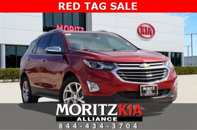 2019 Chevrolet Equinox Premier Fort Worth TX