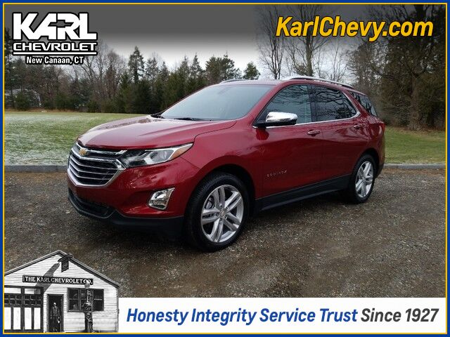 2019 Chevrolet Equinox Premier New Canaan CT