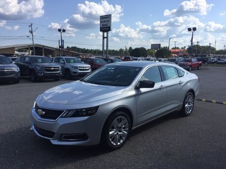 2019_Chevrolet_Impala_LS_ Paris TN