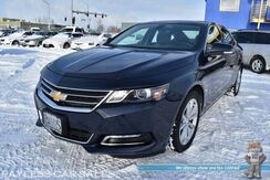 2019_Chevrolet_Impala_LT / 3.6L V6 / Auto Start / Power & Heated Leather Seats / Heated Steering Wheel / Panoramic Sunroof / Bluetooth / Back Up Camera / Keyless Entry & Start / Aluminum Wheels / Rear Spoiler / USB Jack / 28 MPG_ Anchorage AK