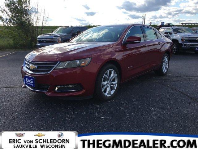 2019 Chevrolet Impala LT Milwaukee WI