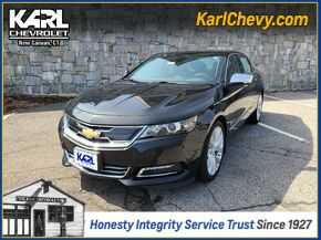 2019_Chevrolet_Impala_Premier_ New Canaan CT