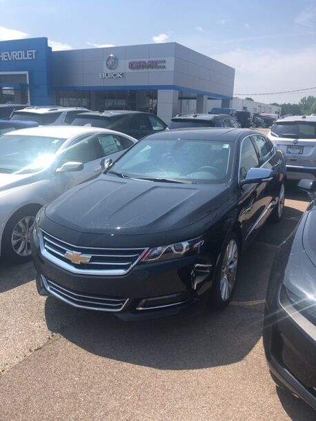 2019_Chevrolet_Impala_Premier_ Paris TN