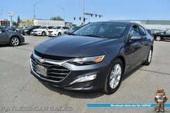 2019_Chevrolet_Malibu_LT/ Automatic / Auto Start / Heated Seats / Sunroof / Keyless Entry & Start / Bluetooth / Back Up Camera / Cruise Control / Aluminum Wheels / 36 MPG / 1-Owner_ Anchorage AK