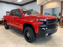 2019_Chevrolet_Silverado 1500_LT Trail Boss Crew Cab Long Box 4WD_ Charlotte NC