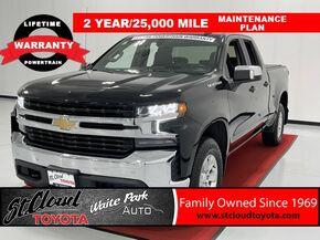 2019_Chevrolet_Silverado 1500_LT_ Waite Park MN