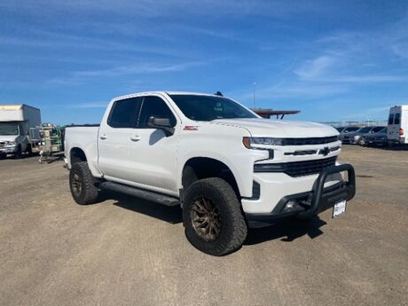 2019 Chevrolet Silverado 1500 RST Crew Cab 4WD Laredo TX