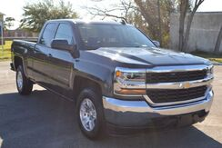 2019_Chevrolet_Silverado 1500_Work Truck Double Cab 2WD_ Houston TX