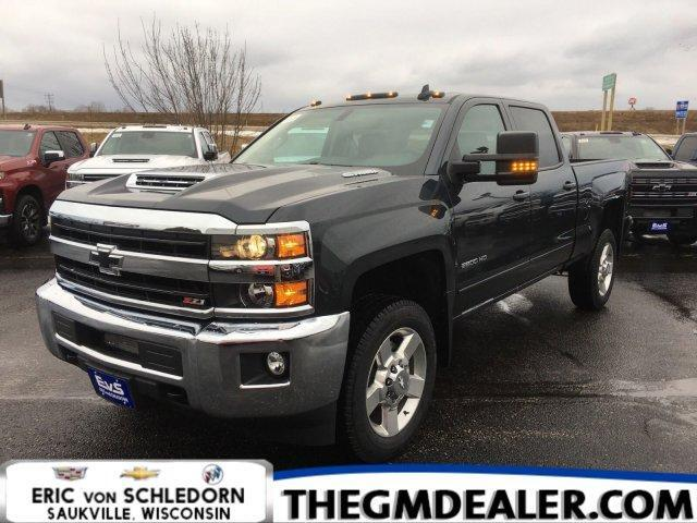 2019 Chevrolet Silverado 2500HD LT Milwaukee WI