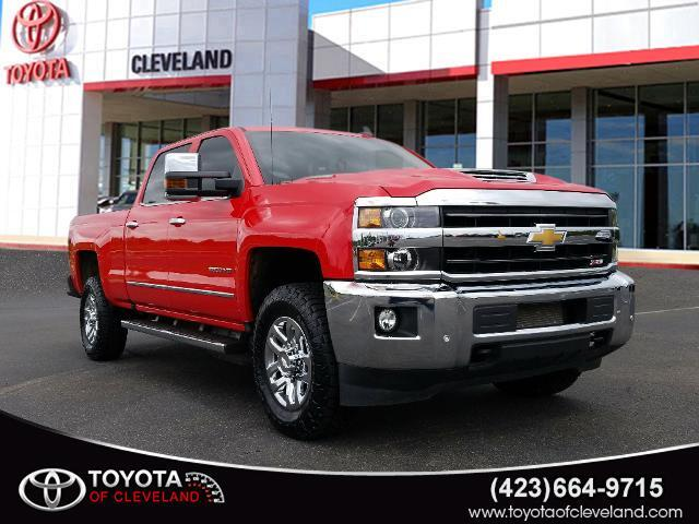 2019 Chevrolet Silverado 2500HD LTZ McDonald TN