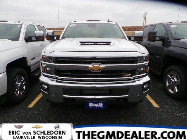 2019 Chevrolet Silverado 2500HD LTZ Milwaukee WI