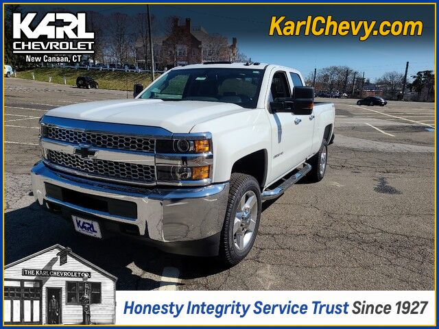 2019 Chevrolet Silverado 2500HD Work Truck New Canaan CT