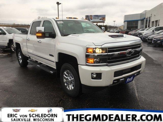 2019 Chevrolet Silverado 3500HD High Country Milwaukee WI