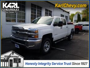 2019_Chevrolet_Silverado 3500HD_Work Truck_ New Canaan CT