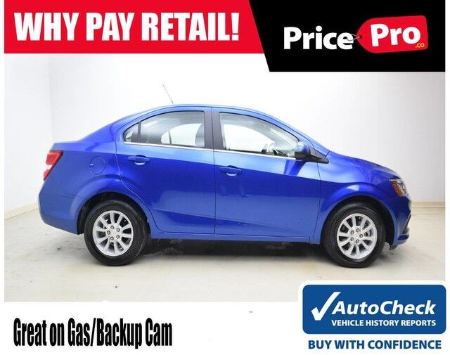 2019 Chevrolet Sonic LT Maumee OH