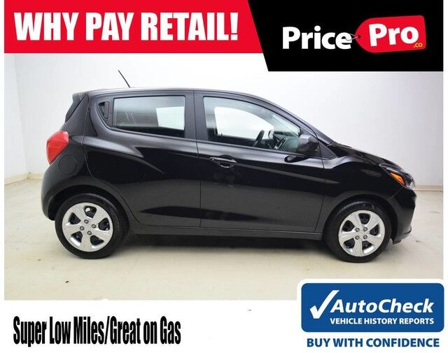 2019 Chevrolet Spark LS Maumee OH