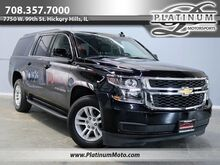 2019_Chevrolet_Suburban LT_Leather Nav Back Up Camera 4x4_ Hickory Hills IL