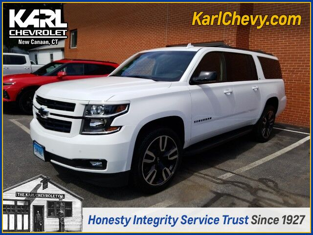 2019 Chevrolet Suburban LT New Canaan CT